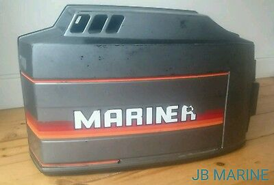Mariner Mercury Top Cowl Cowling Cover Hood 135hp 150hp 175hp 200 hp Outboard.