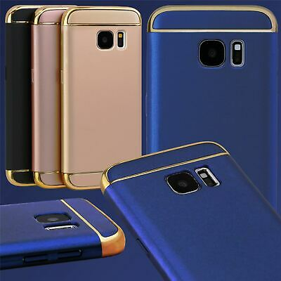 Ultra Slim Thin Hard Case Cover Protective Case For Samsung GALAXY S6 S7 S8