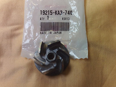 Genuine Honda Water Pump Impeller Cr 125 250 1984 - 2004 19215-Ka3-740 89 1989