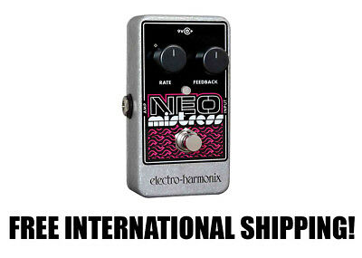 Electro-Harmonix Neo Mistress Flanger FREE INTERNATIONAL SHIPPING