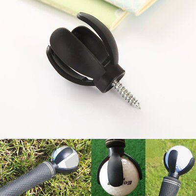 4-Prong Golf Ball Pick Up Retriever Grabber Claw Training Aid Professional