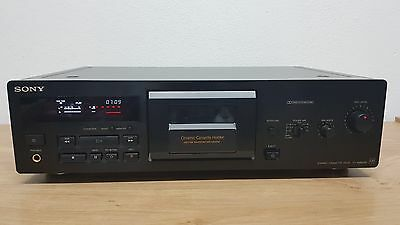 Sony TC-KB820QS Black High-End Cassette Deck *Like New*