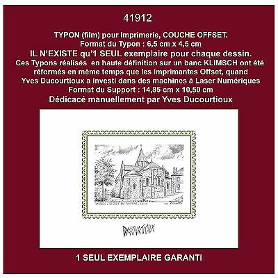 041912 - TYPON à Carte Postale rub. CPA CPM  37244 LA CROIX EN TOURAINE