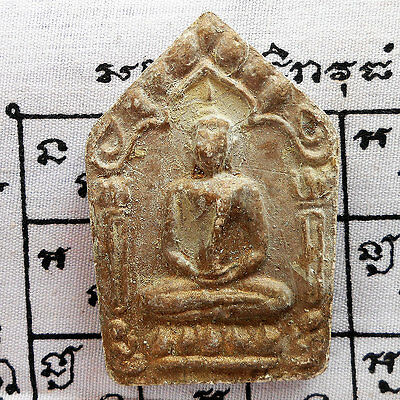 Charm Lover Amulet Phra Khun Paen LP Tim Powerful Talisman Charming Life Protect