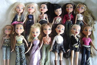 Bratz Doll Lot 4 (Your Choice)