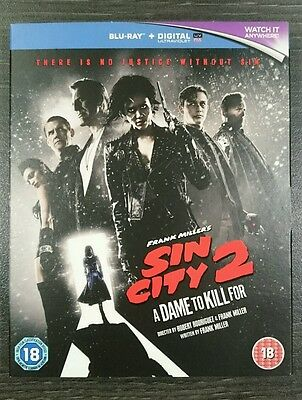 Sin City 2: A Dame To Kill For [Blu-ray]