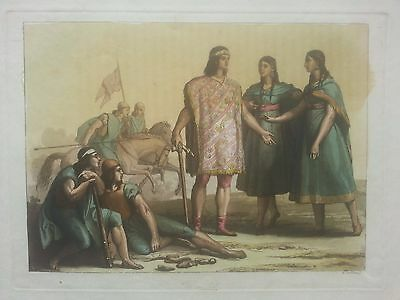 Chile Santiago Ferrario. First edition 1816