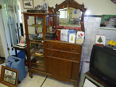 China Cabinet - Beautiful       price FIRM