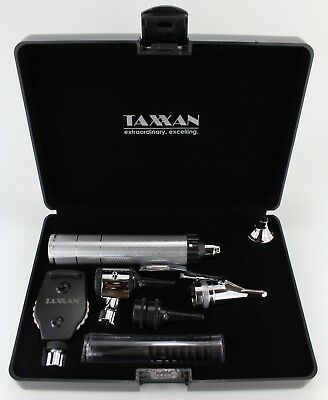 ADC 5110E Pocket Diagnostic Set Otoscope Ophthalmoscope Set in Hard Case New