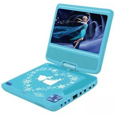 Lexibook - DVDP6FZ - Frozen Portable DVD Player. Brand New In Box
