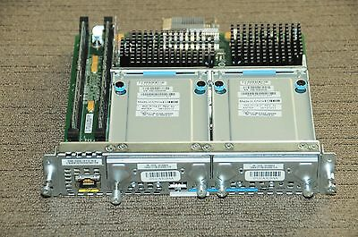 Cisco SM-SRE-910-K9 Module With 4Gb & 2 x 500Gb HDD running CME CUE 8.6.7