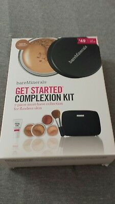 Bare Minerals - Brand New in Box 7 Piece Starter Kit  ONLY $24 - Free Shipping