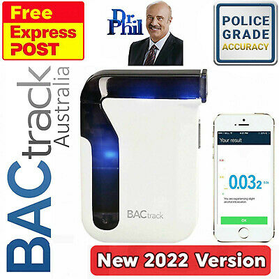 BACtrack Mobile Pro - (Value Bundle) Breathalyser  / Mouthpieces. FREE Shipping