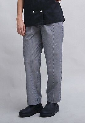 5 Chef Pants, Check, Black Or White, Best Price & Quality