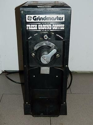 Grindmaster Model 495 Old Fashioned Ground Coffee TESTED 5 Modes 1/2 HP 115V USA