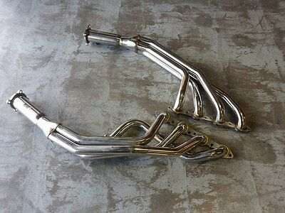 Tog Stainless Steel Exhaust Headers For Commodore Vt Vx Vy Vz Vu V8 Ls1 Ls2 5.7L