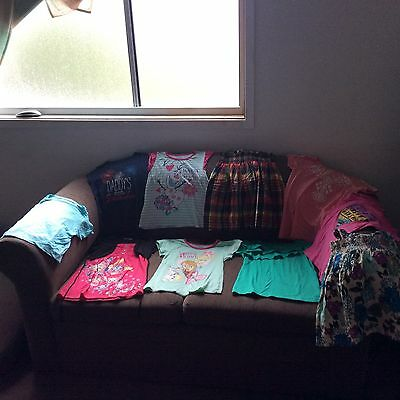 Girls Summer Clothes Us Size 6