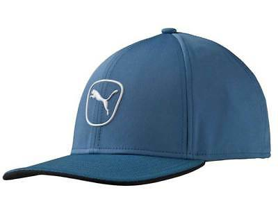 Puma Cat Patch 2.0 Adjustable Cap Blue