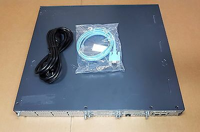 Cisco 2811 Router Cisco2811 With Wic-1Adsl Power Cord And Console Cables