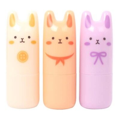 Tonymoly Pocket Bunny Perfume Bar 9g #02 Juicy Bunny + Free gift!