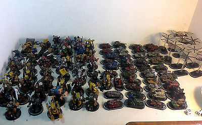 Huge Bulk Lot Mechwarrior: Dark Age, Tabletop Combat Game, Ready to Play! (6033)