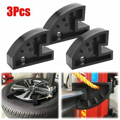 3PCS Nylon Bead Drop Center Depressor Clamp Tool Wheel Rim Run Flat Tire Changer
