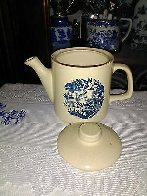 Blue Willow Coffee Or Tea Pot Australia