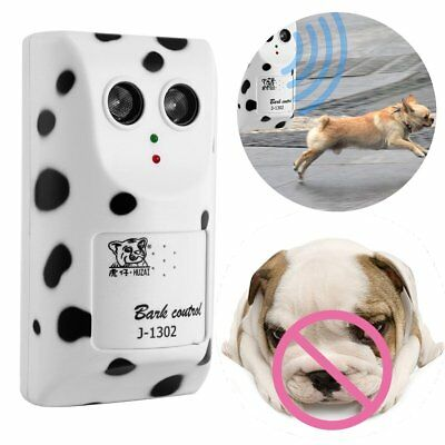 Unique Ultrasonic Anti Bark Stop Barking Control Sound Hanger for Dog