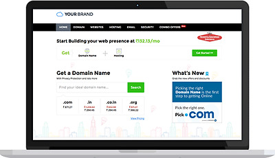 Turnkey Master Reseller Hosting, Domain, Email hosting and more Business
