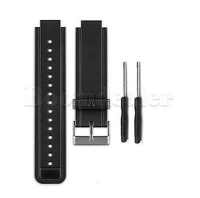 Bracelet Wrist Band Silicone Watch Band Strap for Garmin Vivoactive + Tools