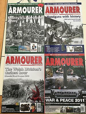The Armourer Magazine - Issues Jan, March, May 1994, 8, 11, 12 - 111