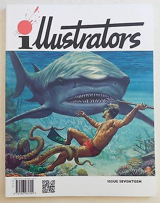 ILLUSTRATORS Magazine No.17 - Mort Kunstler, Gustave Dore