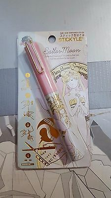 NEW Anime Stationary Sailor Moon Compact/Portable Pink B Scissors Rare Japan
