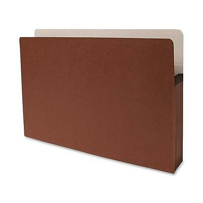 """Sparco Accordion File Pocket,Legal,3-1/2"""" Expansion,25/BX,Redrope 95005"""