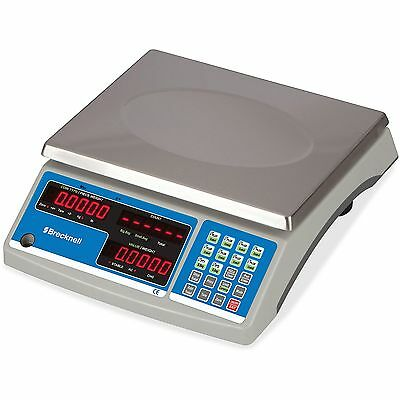 Avery Weigh-Tronix Digital Counting Scale 60lb Cap Tan B14060