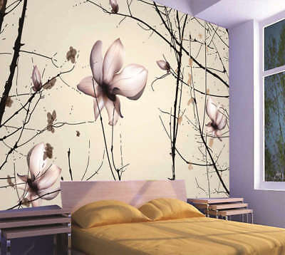 Frugal Flower 3D Full Wall Mural Photo Wallpaper Printing Home Kids Decoration