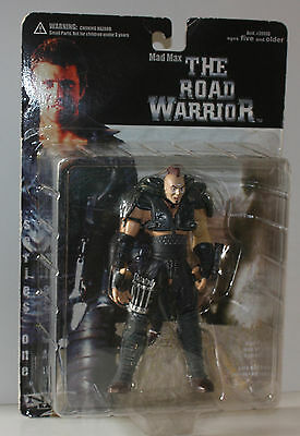 "Mad Max-THE ROAD WARRIOR-Figur"" WEZ"" Lord Humungus' Marauders-new-very rare"