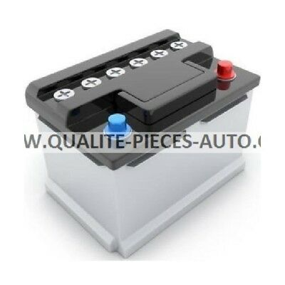 Batterie 60AH 540A - Taille Basse