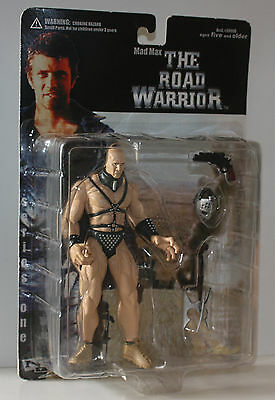 "Mad Max-THE ROAD WARRIOR-Figur"" Lord Humungus"" Leader of Marauders-new-very rare"