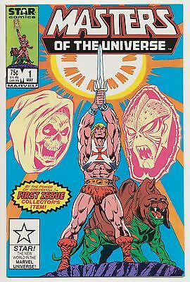 Masters of the Universe #1 Marvel Comics 1986, He-Man