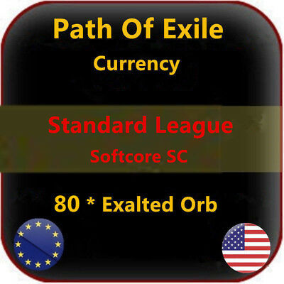 5 x Exalted Orb - Path of Exile PoE 3.2 Currency für Bestiary League Softcore SC