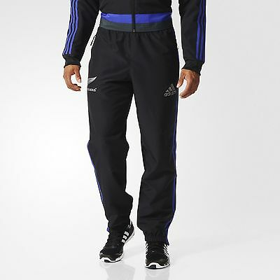 adidas New Zealand All Blacks Presentation Pants M36036 Official Merchandise