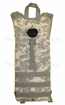 LOOKS NEW US Military MOLLE 3L/100oz HYDRATION CARRIER Pack System, ACU