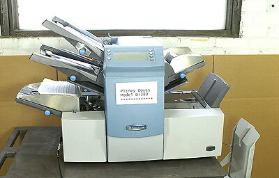 Pitney Bowes DI380 Secap SI3300 Officeright Inserter *Runs Great