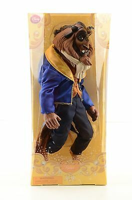 Disney Store, Classic Doll, Beauty and the Beast, Beast Doll