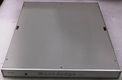 SanJole WaveJudge 4800 Wireless Test System Pulled from working LAB