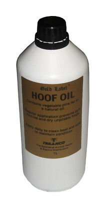 Gold Label Hoof Oil - Hoof Care