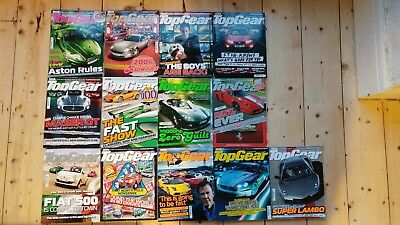 Top Gear Magazine Complete 2007 Issues
