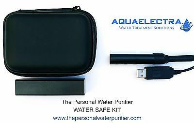 The Personal Water Purifier - Personal Water Treatment & Purification
