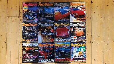 Top Gear Magazine Complete 2006 Issues